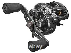 Lew's Custom Lite SLP Speed Spool 7.51 Left Hand Baitcast Fishing Reel CL1SHL