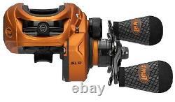 Lew's Mach Crush SLP Speed Spool 7.5 Left Hand Baitcast Fishing Reel MCR1SHLA