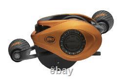 Lew's Mach Crush SLP Speed Spool 7.5 Right Hand Baitcast Fishing Reel MCR1SHA
