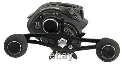 Lew's Super Duty Wide SDW2S 5.11 Right Hand Baitcast Freshwater Fishing Reel