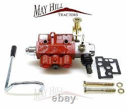 Massey Ferguson 135 165 Tractor Hydraulic Single Spool Selector Valve Kit #9453