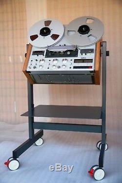 NEW CUSTOM MADE Cart Stand for Revox A-77 B-77 C-270 PR-99 etc Reel Recorders