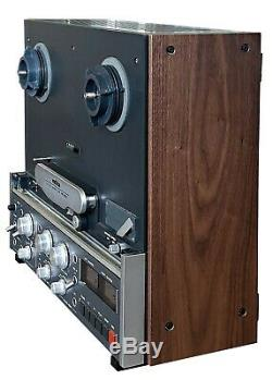 NEW Custom Metal and Wood Cabinet for Revox B77 Reel Tape Recorder