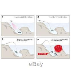 NEW DAIWA reel tournament ISO competition LBD handle 00066001 Nylon JAPAN
