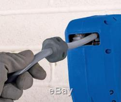 NEW DRAPER 12m Retractable Rewind Wall Mounted Air Compressor Hose Reel 15047