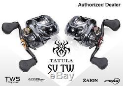 NEW Daiwa Tatula SV TW 103XS 8.11 Baitcast Fishing Reel RIGHT hand TASV103XS