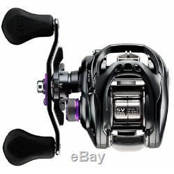NEW Daiwa Tatula SV TW 103XSL 8.11 Baitcast Fishing Reel LEFT hand TASV103XSL