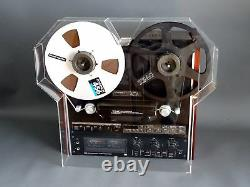 NEW Dust Cover for TEAC X-1000 X-2000 R M A-3300 Series Recorder REEL EXTENSIONS