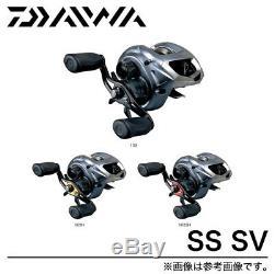 NEW JDM Daiwa SS SV 103 Baitcast Fishing Reel Lighter than SteezSV Select Models