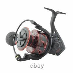 NEW Penn BATTLE III 6000HS Spin Fishing Reel + Warranty 2020 Model + Free Braid