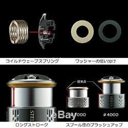 NEW SHIMANO Reel Spinning Reel 18 Stella 1000SSSDHA HAGANE Trout Meval JAPAN