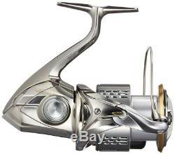 NEW Shimano 18 Spinning reel 18 stella 4000 Fishing from JAPAN