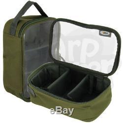 NGT BIG BOY Complete Carp Fishing Setup 3x Rods 3x Reels Tackle Holdall Bedchair