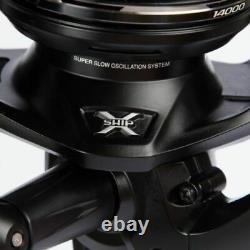 New Shimano Ultegra 14000 XTD Reel Black Big Pit Reel ULT14000XTD Carp Fishing