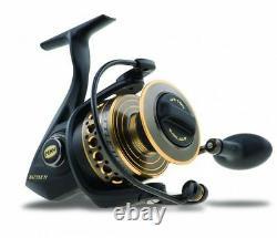 Penn BATTLE II 8000 Spin Fishing Spin Reel+Warranty+Free Postage