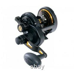 Penn Fathom Lever Drag 40 2 Speed Overhead Fishing Reel NEW @ Otto's Tackle Worl