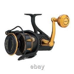 Penn SLAMMER III 3 SLA III 3500 Spin Fishing Reel + Warranty + Free Braid