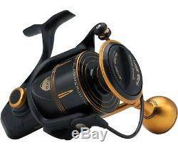 Penn SLAMMER III 3 SLA III 4500 Spin Fishing Reel + Warranty + Free 300m Braid