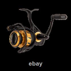 Penn Spinfisher VI SSV 6500 Spinning Fishing Reel SSVI6500 + Free Braid