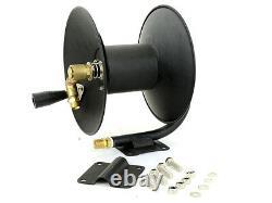 Reel with 15m Hose DN08 for Pressure Washer Karcher HD HDS + 2m 400bar HOSE