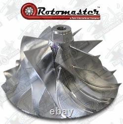 Rotomaster Turbo Compressor Wheel Upgrade For 1999.5-2003 Ford 7.3L Powerstroke