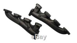 Rudy's High Flow Race Exhaust Manifolds & Up-Pipes 01-04 GM 6.6L Duramax Diesel