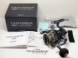SHIMANO 17 TWINPOWER XD C5000XG Free Shipping from Japan