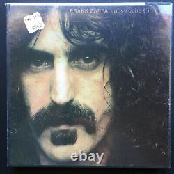 Sealed- Frank Zappa Apostrophe (') Magtec 7 1/2 Ips 4-track Reel To Reel Tape