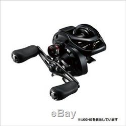 Shimano 17 Scorpion DC 101 (Left handle) From Japan
