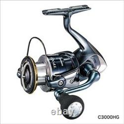 Shimano 17 Twin Power XD C3000HG From Japan