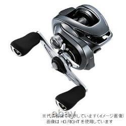 Shimano 20 Metanium XG (Right handle) From Japan