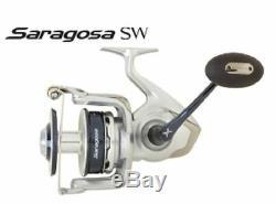 Shimano Saragosa Spinning Reels NIB Free Fast Shipping 5000SW