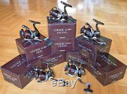 Shimano Stradic Ci4+ FB 1000-4000 Hagane (All Models) Spinning Reels