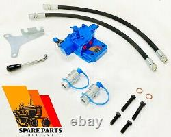 Single Spool Double Acting Hydraulic Remote Control Valve Kit 2000-3000 More