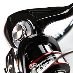 Sonik SKS 8000 Surf Reel Beachcaster Pier Spod Sea Fishing 5+1 Ball bearings