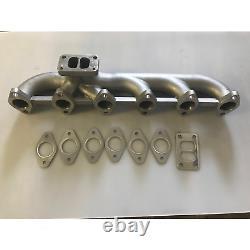 Stainless Steel Exhaust Manifold For 2003-2007 Dodge Ram 5.9L Cummins Diesel