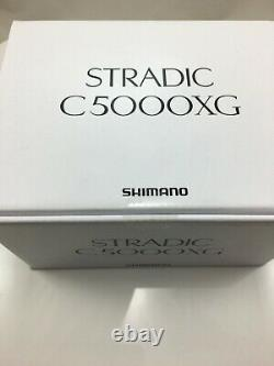 Stradic FL C5000XG Spinning Reel Shimano STC5000XGFL 6.21 Brand New Sealed