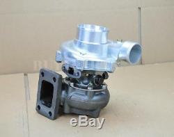T3/t4 T04e. 57 Ar Trim Ceramic Ball Bearing Stage III Turbo Turbocharger 350hp