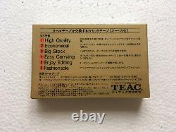 TEAC Reel Holder RH-1A audio cassette blank tape JAPAN. For collectors