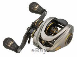 Team Lew's Custom Pro Speed Spool Baitcast Fishing Reel 8.31 TLCP1XH
