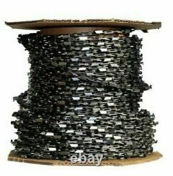 Timber Ridge 100' Reel 3/8. O50 Full Chisel Saw Chain Like 72lp100u A1lm100u