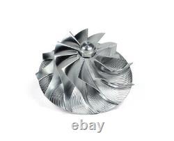 Wicked Wheel 2 Billet Turbo Compressor Wheel For 07.5-10 Chevy/GMC 6.6L Duramax