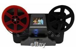 Wolverine F2DMM100 8 mm & Super 8 Movie Reels to Digital Movie Maker