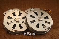 YOYO Automatic Fishing Snare Reels TwinPack UPGRADED Flat Trigger more sensitive